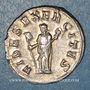 Monnaies Philippe I (244-249). Antoninien. Rome, 249. R/: la Fidélité