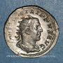 Monnaies Philippe I (244-249). Antoninien. Rome, 2e officine, 248 R/: la Tranquilité