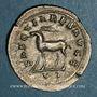 Monnaies Philippe I (244-249). Antoninien. Rome, 6e officine, 248. R/: antilope