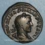 Monnaies Philippe I (244-249). Sesterce. Rome, 244-245. R/: la Santé