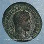 Monnaies Philippe I (244-249). Sesterce. Rome, 244-245. R/: la Sécurité