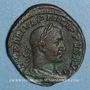 Monnaies Philippe I (244-249). Sesterce. Rome, 246. R/: la Félicité