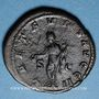Monnaies Philippe I (244-249). Sesterce. Rome, 247. R/: la Joie. Inédit !