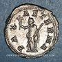 Monnaies Philippe II, auguste (247-249). Antoninien. Rome, 247. R/: la Paix