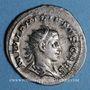 Monnaies Philippe II, césar sous Philippe I (244-247). Antoninien. Rome, 245-246. R/: Philippe