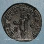Monnaies Philippe II, césar sous Philippe I (244-247). Sesterce. Rome, 244-246. R/: Philippe