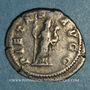 Monnaies Plautille, épouse de Caracalla († 212). Denier. Rome, 203. R/: Plautille