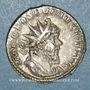 Monnaies Postume (260-269). Antoninien. Cologne, 265-268. R/: Sérapis debout à gauche