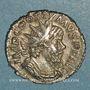 Monnaies Postume (260-269). Antoninien. Cologne, 266. R/: la Santé