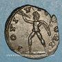 Monnaies Postume (260-269). Antoninien. Cologne, 267-268. R/: Jupiter