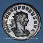 Monnaies Probus (276-282). Antoninien. Serdica, 4e officine, 280-282. R/: femme debout à droite