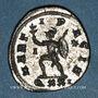 Monnaies Probus (276-282). Antoninien. Ticinum, 1ère officine, 281-282. R/: Mars marchant à gauche