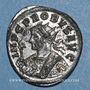 Monnaies Probus (276-282). Antoninien. Ticinum, 1ère officine, 281-282. R/: Mars