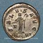 Monnaies Probus (276-282). Antoninien. Ticinum, 280. R/: la Santé