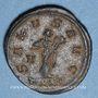 Monnaies Probus (276-282). Antoninien. Ticinum, 3e officine, 281. R/: la Santé