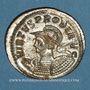 Monnaies Probus (276-282). Antoninien. Ticinum, 3ème officine, 279. R/: la Santé