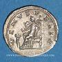 Monnaies Salonine, épouse de Gallien. Antoninien. Cologne, 257-259. R/: Vénus