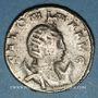 Monnaies Salonine, épouse de Gallien. Antoninien. Milan, 259-260. R/: la Fécondité debout de face