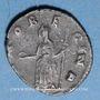 Monnaies Salonine, épouse de Gallien. Antoninien. Rome, 257-260. R/: Junon