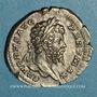Monnaies Septime Sévère (193-211). Denier. Rome, 201. R/: Septime Sévère