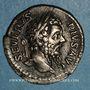 Monnaies Septime Sévère (193-211). Denier. Rome, 209. R/: Jupiter