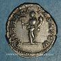 Monnaies Septime Sévère (193-211). Denier. Rome, 209. R/: la Libéralité