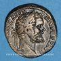 Monnaies Septime Sévère (193-211). Sesterce. Rome, 193. R/: la Fidélité militaire