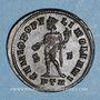 Monnaies Sévère II, césar (305-306). Follis. Trèves, 1ère officine, 305-306. R/: Génie tourelé