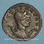 Monnaies Séverine, 1ère épouse d'Aurélien. Antoninien. Siscia, 5e officine. 275. R/: la Concorde