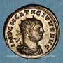 Monnaies Tacite (275-276). Antoninien. Rome 1ère officine, 276. R/: la Providence