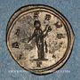 Monnaies Tacite (275-276). Antoninien. Ticinum, 3e officine, 276. R/: la Santé