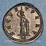 Monnaies Tacite (275-276). Antoninien. Ticinum, 5e officine, 276. R/: la Sécurité