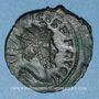 Monnaies Tétricus I (271-274). Antoninien. Cologne, 273-274. R/: la Santé