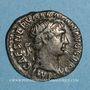 Monnaies Trajan (98-117). Denier. Rome, 101-102. R/: Hercule