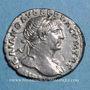 Monnaies Trajan (98-117). Denier. Rome, 103-111. R/: la Paix