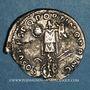 Monnaies Trajan (98-117). Denier. Rome, 107. R/: trophée