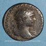 Monnaies Trajan (98-117). Denier. Rome, 108. R/: la Dacie