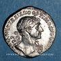 Monnaies Trajan (98-117). Denier. Rome, 116. R/: la Félicité