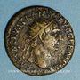 Monnaies Trajan (98-117). Dupondius. Rome, 99-100. R/: l'Abondance