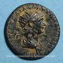 Monnaies Trajan (98-117). Semis. Antioche (?) 115-116