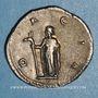 Monnaies Trajan Dèce (249-251). Antoninien. Rome, 249-251. R/: la Dacie