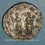 Monnaies Trajan Dèce (249-251). Antoninien. Rome, 250-251. R/: les deux Pannonies