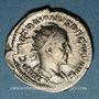 Monnaies Trajan Dèce (249-251). Antoninien. Rome, 250. R/: Victoire courant à gauche