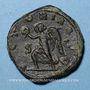 Monnaies Trajan Dèce (249-251). Sesterce. Rome, 249. R/: Victoire