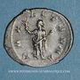 Monnaies Trébonien Galle (251-253). Antoninien. Atelier incertain, 252-253. R/: la Paix debout à gauche