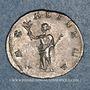 Monnaies Trébonien Galle (251-253). Antoninien. Atelier incertain, 252-253. R/: la Paix