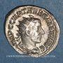 Monnaies Trébonien Galle (251-253). Antoninien. Atelier incertain, 252-253. R/: la Piété