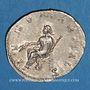 Monnaies Trébonien Galle (251-253). Antoninien. Atelier incertain, 252. R/: Junon