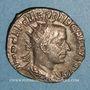 Monnaies Trébonien Galle (251-253). Antoninien. Rome, 251-252. R/: la Liberté
