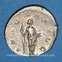 Monnaies Trébonien Galle (251-253). Antoninien. Rome, 252. R/: l'Abondance